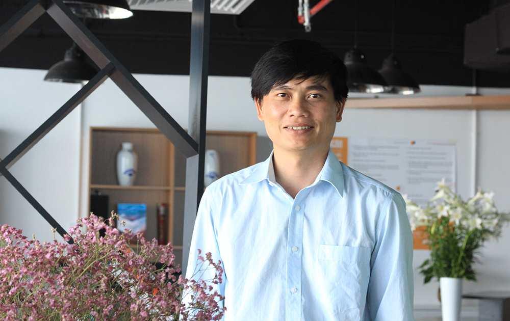 Anh Nguyễn Khắc Nhật, Giám đốc dự án CodeGym