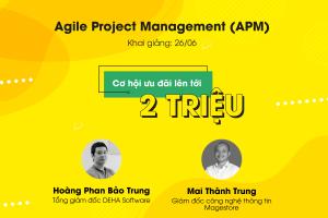 Khóa học Agile Project Management