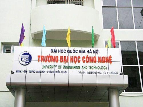 Đại học Công nghệ ĐHQG Hà Nội