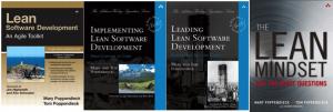 Bộ sách về phát triển phần mềm tinh gọn