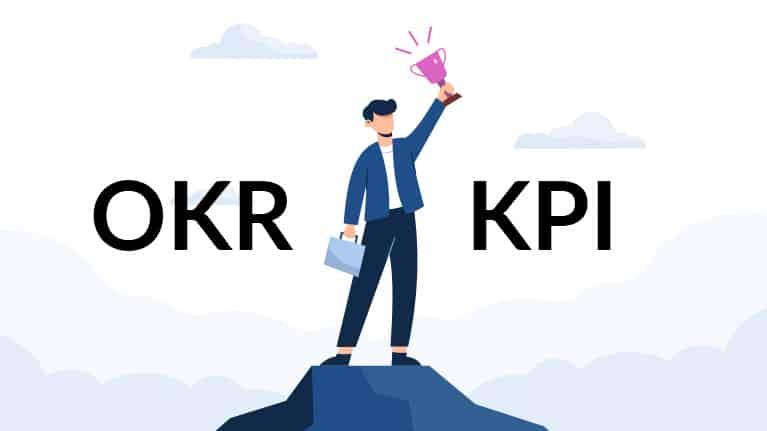 OKR với KPI