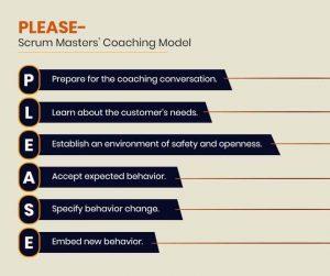 PLEASE Mô hình Huấn luyện của Scrum Masters