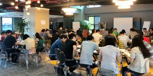 Lớp Quản lý dự án Agile tại Học viện Agile