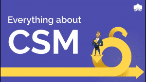 Chứng chỉ CSM cho Scrum Master