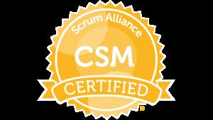 chứng chỉ CSM (Certified Scrum Master)