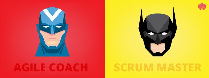 Agile Coach và Scrum Master trong các doanh nghiệp chuyển đổi Agile